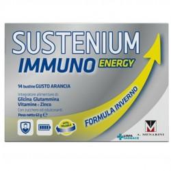 SUSTENIUM IMMUNO ENERGY SISTEMA IMMUNITARIO 14BS