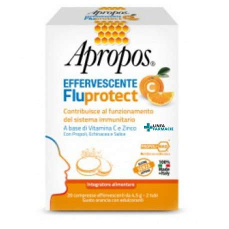 APROPOS FLUPROTECT DIFESE IMMUNITARIE 20CPR