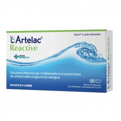 ARTELAC REACTIVE CONGIUNTIVITE ALLERGICA 20FL