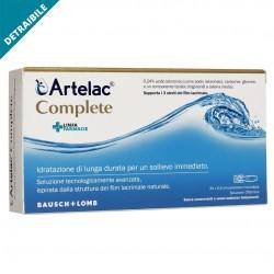 ARTELAC COMPLETE SECCHEZZA OCULARE 30FL DMEDICO