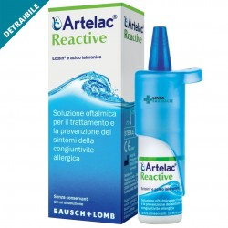 ARTELAC REACTIVE CONGIUNTIVITE ALLERGICA 10ML - DISPMEDICO