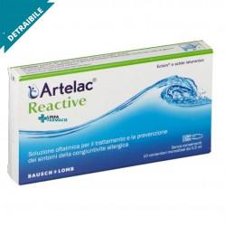 ARTELAC REACTIVE CONGIUNTIVITE ALLERGICA 10FL DISPMEDICO
