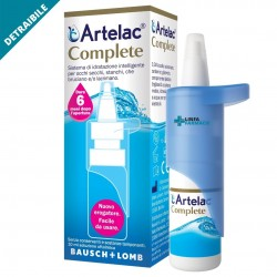 ARTELAC COMPLETE COLLIRIO MULTIDOSE 10ML DISPMEDICO