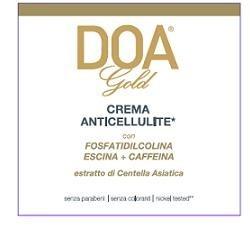 DOA GOLD CR A-CELLULITE 200ML