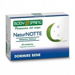 BODYSPRING NATURNOTTE DORMIRE BENE 30CPR