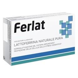 FERLAT LATTOFERRINA PURA SISTEMA IMMUNITARIO 40CPR