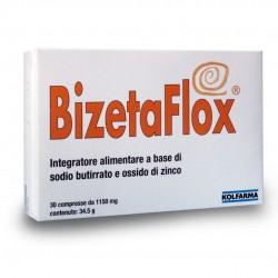 BIZETAFLOX 30COMPRESSE