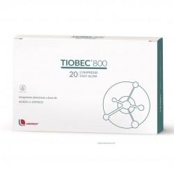 TIOBEC 800 INTEGRATORE SISTEMA NERVOSO 20CPR 32G