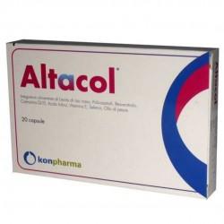 ALTACOL INTEGRATORE COLESTEROLO 20CPS