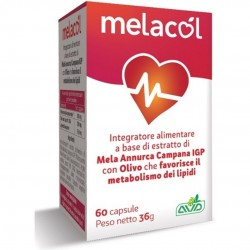 MELACOL INTEGRATORE COLESTEROLO 60CPS