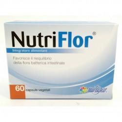 NUTRIFLOR INTEGRATORE FLORA BATTERICA 60CPS