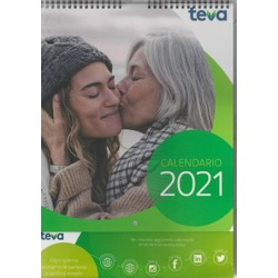 TEVA CALENDARIO 2021
