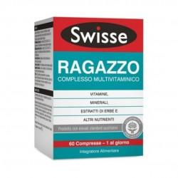 SWISSE MULTIVITAMINICO RAGAZZO 60CPR