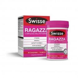 SWISSE MULTIVITAMINICO RAGAZZA 60CPR