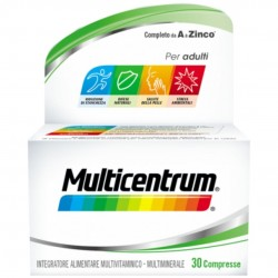 MULTICENTRUM ADULTI 30CPR GMM