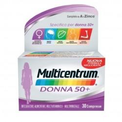 MULTICENTRUM DONNA 50+30CPR GMM