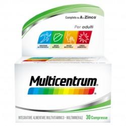 MULTICENTRUM  MULTIVITAMINICO MULTIMINERALE  30CPR