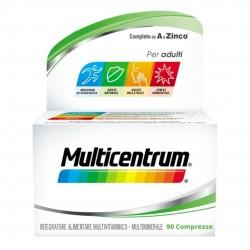 MULTICENTRUM  MULTIVITAMINICO MULTIMINERALE 90CPR