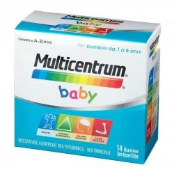 MULTICENTRUM BABY MULTIVITAMINICO BAMBINI 14 BUSTE