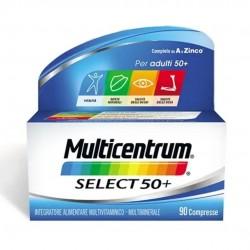 MULTICENTRUM SELECT 50+ MULTIVITAMINICO 90CPR
