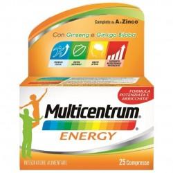 MULTICENTRUM MC ENERGY MULTIVITAMINICO 25 CPR