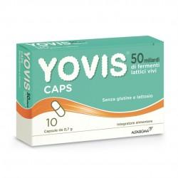 YOVIS CAPS 10CPS FERMENTI LATTICI