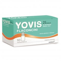YOVIS 10 FLACONCINI 10ML FERMENTI LATTICI