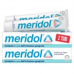 MERIDOL DENTIFRICIO PROTEZIONE GENGIVE 2 TUBETTI DA 75ML