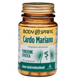 BODY SPRING CARDO MARIANO INTEGRATORE EPATICO 50TV