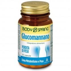 BODY SPRING GLUCOMANNANO PERDITA DI PESO 50 CPS