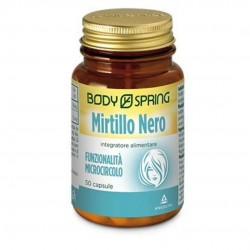 BODY SPRING MIRTILLO NERO INTEGRATORE VISTA 50CPS