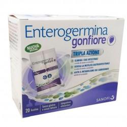 ENTEROGERMINA GONFIORE INTEGRATORE ELIMINA GAS 20 BUSTINE