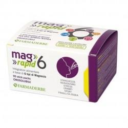 MAG 6 RAPID INTEGRATORE MAGNESIO STANCHEZZA E STRESS 20BST