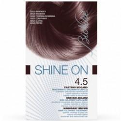 BIONIKE SHINE ON TINTURA CAPELLI CASTANO MOGANO 4.5