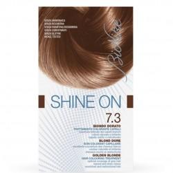 BIONIKE SHINE ON TINTURA CAPELLI BIONDO DORATO 7.3