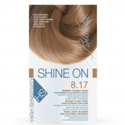 BIONIKE SHINE ON TINTURA CAPELLI BIONDO CHIARO TEAK 8.17