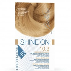 BIONIKE SHINE ON TINTURA CAPELLI BIONDO EXTRA MIELE 10.3