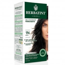 HERBATINT TINTURA PER CAPELLI GEL COLORANTE 1N NERO 135ML