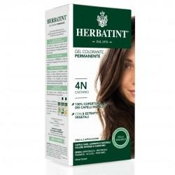 HERBATINT TINTURA CAPELLI GEL COLORANTE 4N CASTANO 135 ML