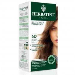 HERBATINT TINTURA CAPELLI 6D BIONDO SCURO DORATO 135ML