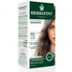 HERBATINT TINTURA CAPELLI COLORANTE 7C BIONDO CENERE 135ML