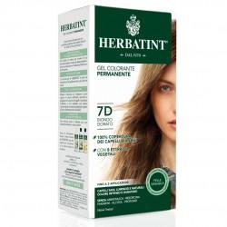 HERBATINT TINTURA CAPELLI COLORANTE 7D BIONDO DORATO 135ML