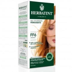 HERBATINT TINTURA PER CAPELLI GEL COLORANTE FF6 ORANGE 135ML
