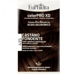 EUPHIDRA COLORPR XD TINTURA CAPELLI 435 CASTANO FONDENTE