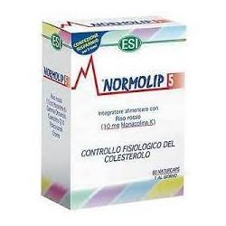 NORMOLIP 5 INTEGRATORE COLESTEROLO 60CPS