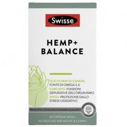 SWISSE HEMP+ BALANCE 60CPS