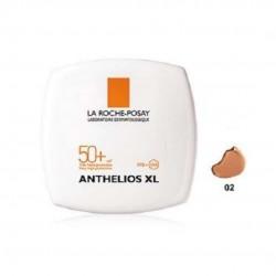 ANTHELIOS CREMA COMPATTA VISO 50+ COLORE 02 GOLD