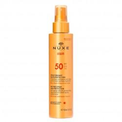 NUXE SUN SPRAY SOLARE VISO E CORPO ALTA PROTEZIONE SPF50 150ML