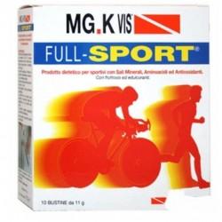 MGK VIS FULL SPORT INTEGRATORE DIETETICO SPORTIVO 10 BST