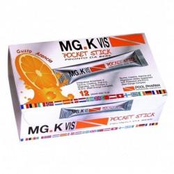 MGK VIS POCKET STICK ARANCIA INTEGRATORE ENERGETICO 12 BST